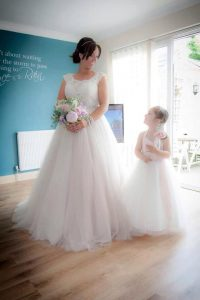 wedding dress in Sussex