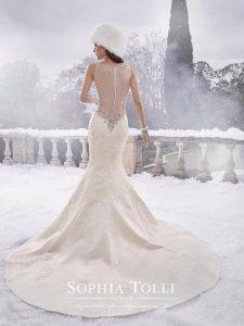 Sophia Tolli bridal dresses in Sussex