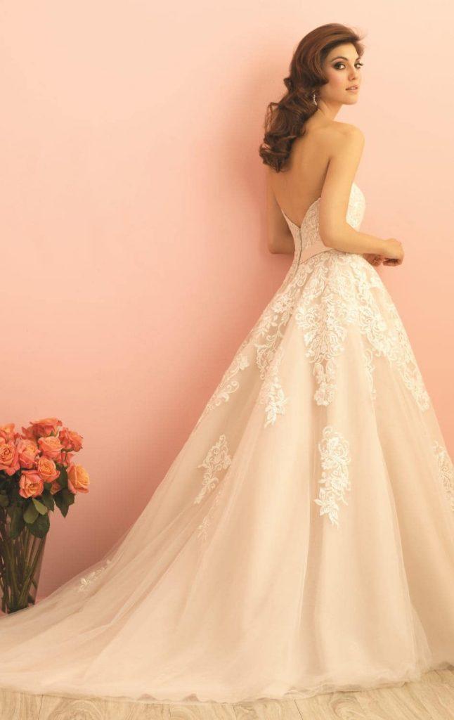 Smaids Allure Bridals Allure Bride 7