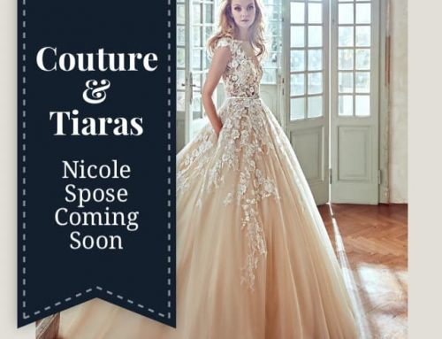 Nicole Spose wedding dresses