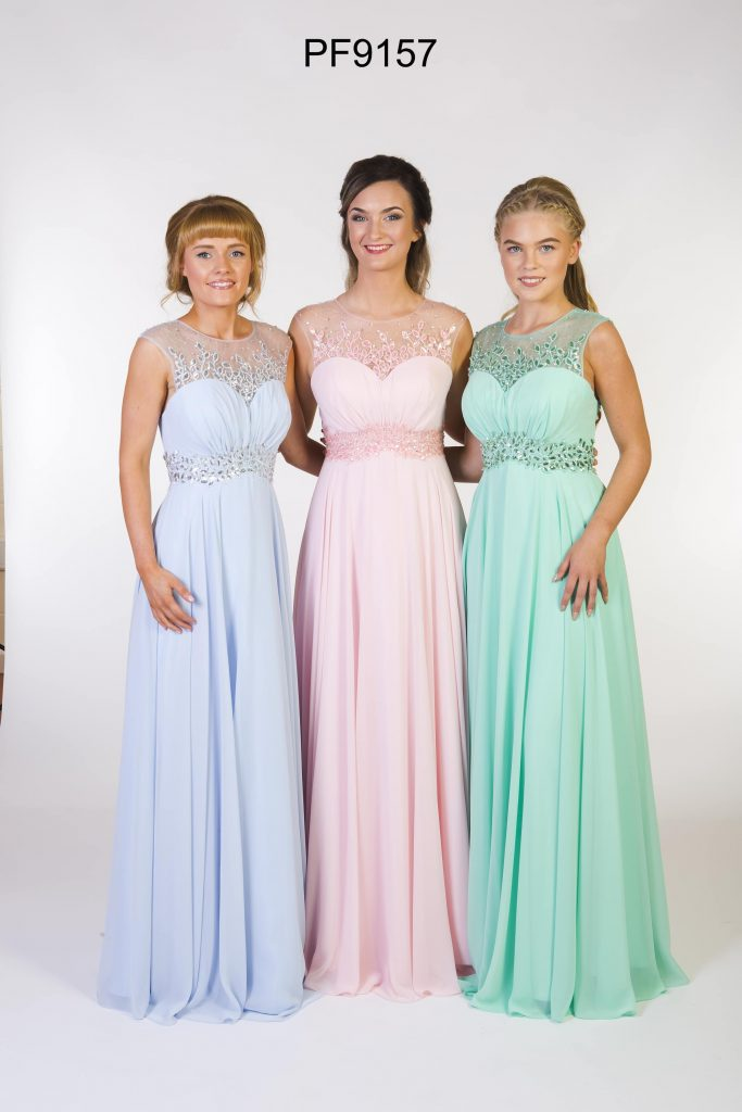 Pf 9157 powder blue pale pink and mint 1 wedding dresses sussex prom dresses sussex ombrellifo Image collections