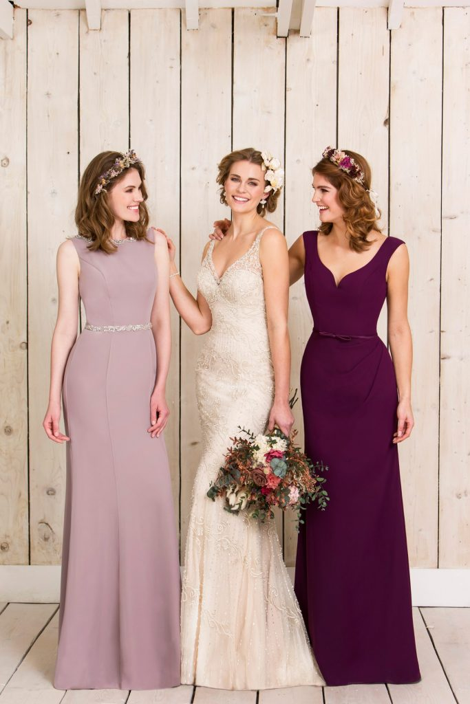 Bridesmaid dress shopping | Wedding Dresses Sussex | Wedding Dresses ...