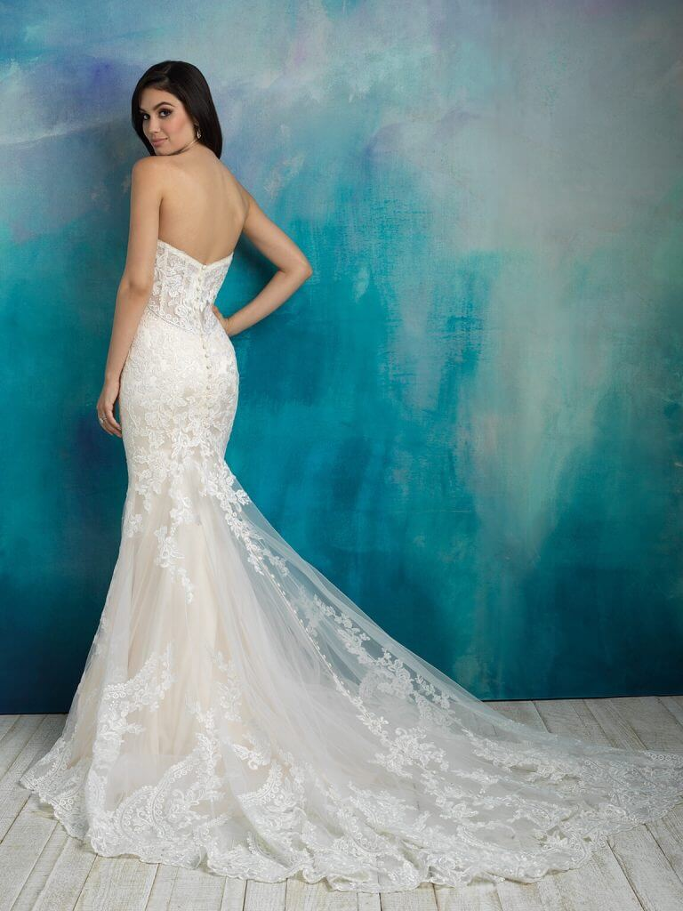 Allure Bridesmaid Dresses 2017 Ficts